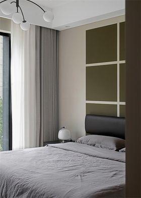 140平米三現代簡約風格臥室欣賞圖