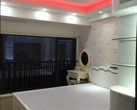 富裕型140平米四室两厅中式风格儿童房装修案例