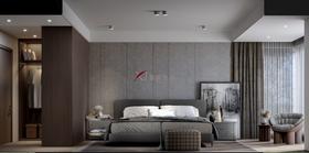 豪華型140平米復式混搭風格臥室裝修效果圖