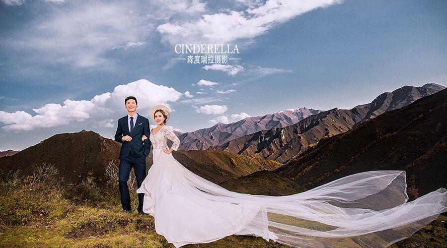 森度瑞拉婚纱写真馆