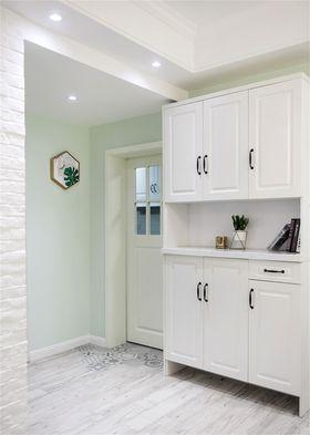 50平米一居室北欧风格玄关装修案例