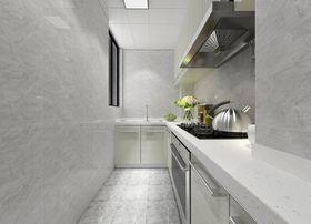 70平米北歐風格廚房裝修圖片大全