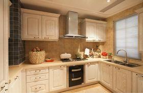 80平米东南亚风格厨房效果图