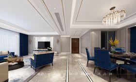 140平米四室兩廳其他風格客廳設計圖