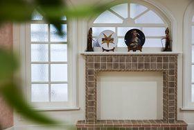 140平米四室三厅法式风格阳台欣赏图