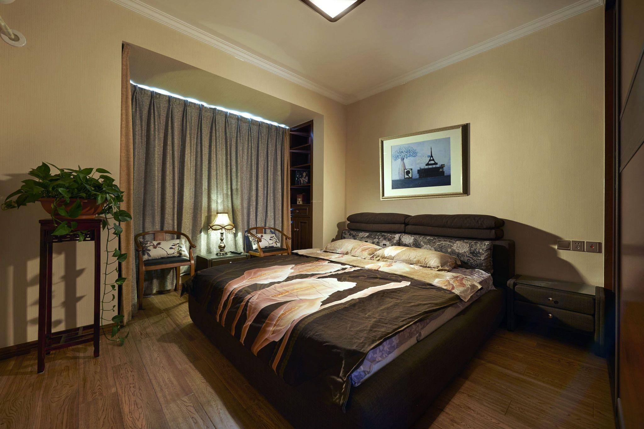 旧房子的卧室应该怎么装修