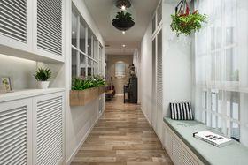 140平米四室两厅混搭风格走廊装修图片大全