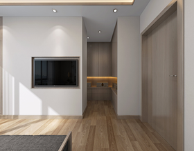 130平米三室两厅中式风格客厅效果图