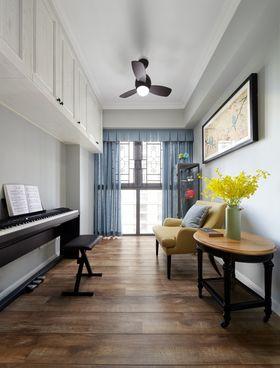 140平米四室一厅混搭风格书房装修效果图