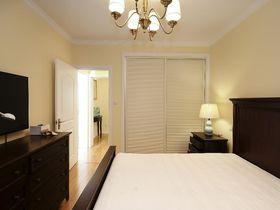 富裕型100平米美式风格卧室设计图