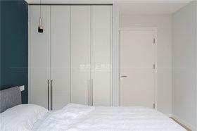 70平米现代简约风格卧室图片大全