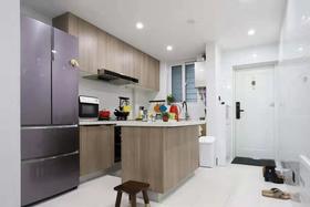 50平米公寓北欧风格厨房图片大全