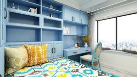 140平米三室两厅欧式风格卧室设计图