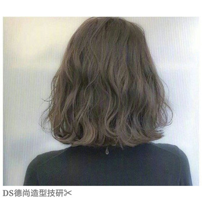 丽人 美发图库 潮流烫发作品图  5110 创意烫发 中发 女图片