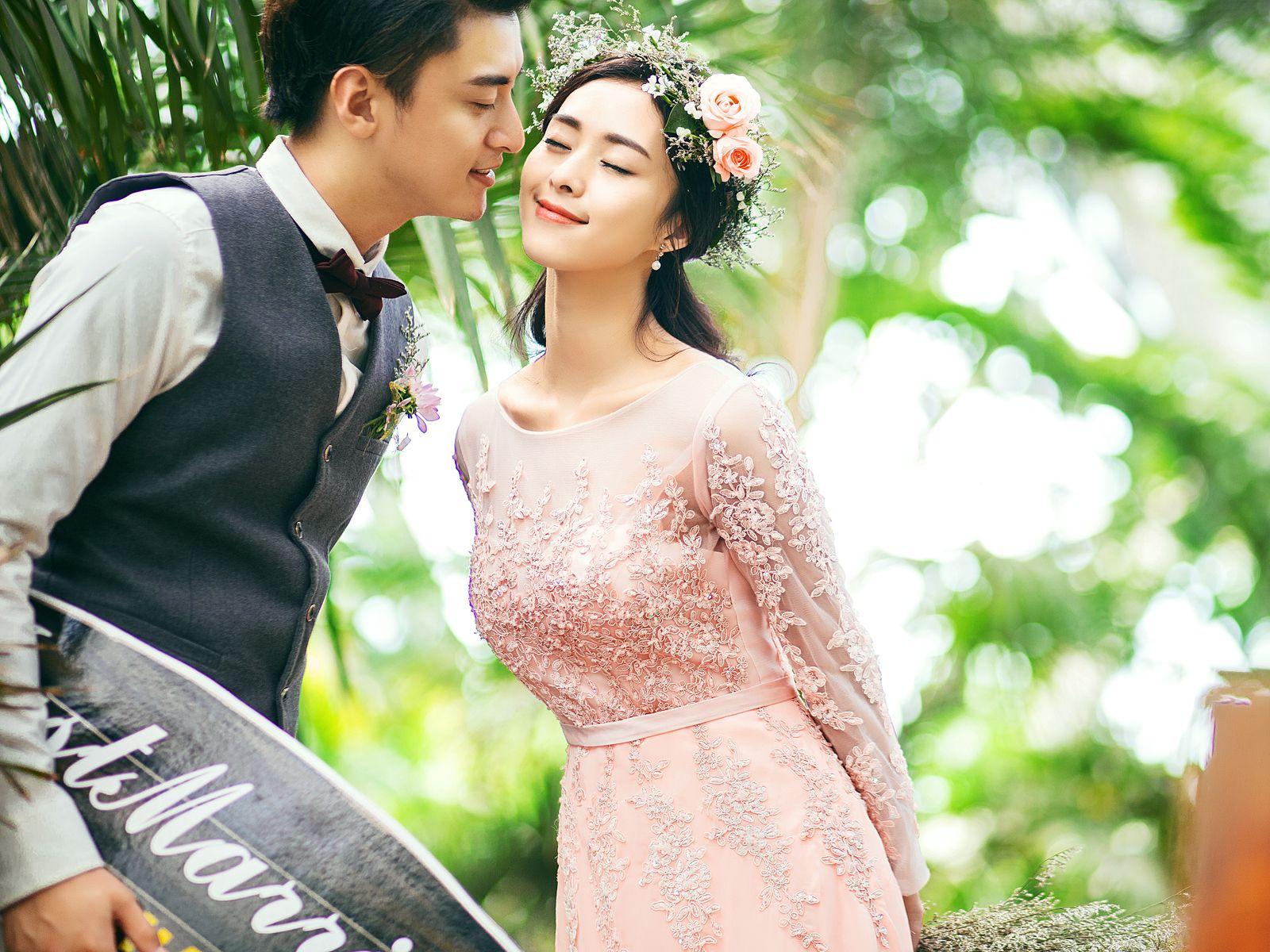 花嫁喜铺婚纱摄影