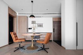 90平米三室兩廳現代簡約風格餐廳裝修效果圖