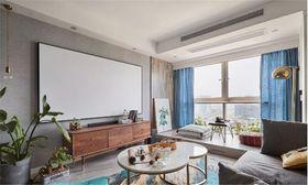 90平米三室两厅现代简约风格其他区域装修图片大全