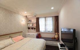 3-5万40平米小户型现代简约风格卧室图