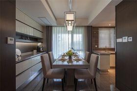 10-15万110平米三室两厅现代简约风格厨房图片大全