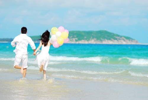 结婚度蜜月我们选择去哪里最理想