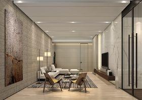 100平米三室两厅现代简约风格阳光房装修效果图