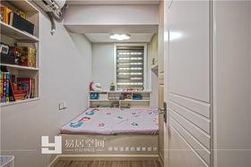30平米小户型现代简约风格儿童房图片