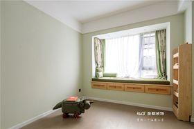 140平米三室两厅日式风格儿童房欣赏图
