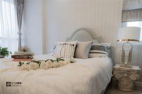 70平米三室两厅混搭风格卧室装修案例