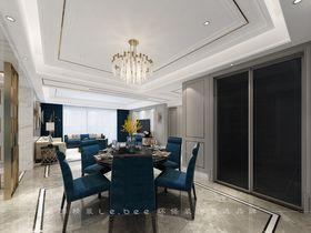 140平米四室兩廳其他風格餐廳裝修案例