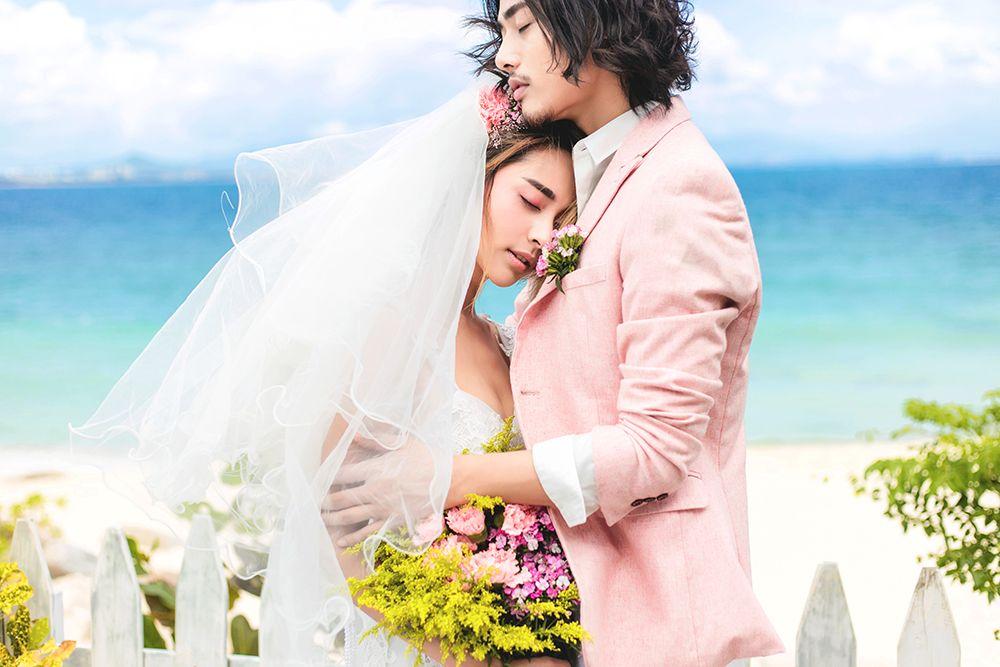 大理花笙纪婚纱摄影