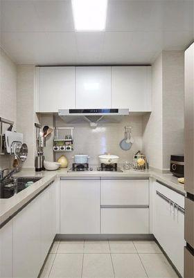 70平米混搭风格厨房图