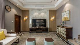 140平米四中式風格客廳圖片大全