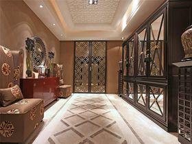 120平米四室两厅中式风格玄关欣赏图