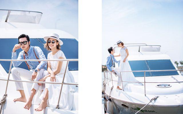 现代精典婚纱摄影