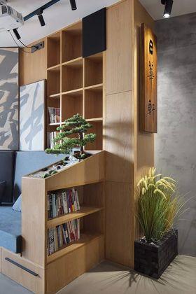 90平米三室两厅现代简约风格阳台装修案例
