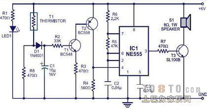 ne555定时器电路图有没有的