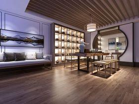 140平米别墅北欧风格储藏室效果图