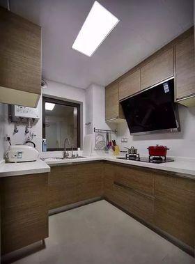 80平米三混搭风格厨房图片