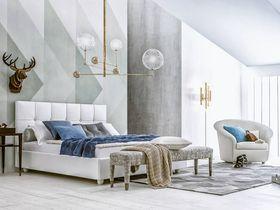10-15万120平米四室两厅现代简约风格卧室图片大全