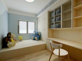 130平米四室两厅北欧风格儿童房装修图片大全