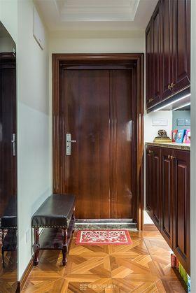 130平米三室两厅混搭风格玄关效果图