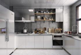 120平米三现代简约风格厨房图片大全