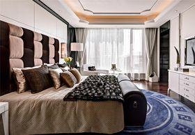 110平米三室两厅法式风格卧室图