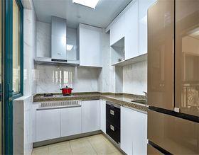 90平米三现代简约风格厨房图片