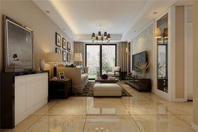 100平米三現代簡約風格客廳裝修效果圖