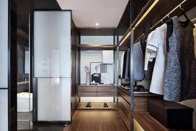 90平米现代简约风格储藏室图片