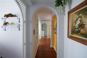 90平米三室一厅宜家风格玄关图