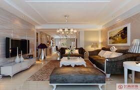 10-15万140平米三室两厅欧式风格客厅欣赏图