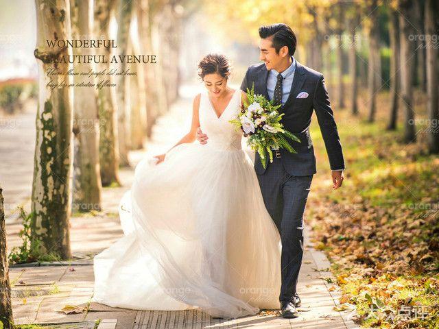 第八高端婚纱影像的图片