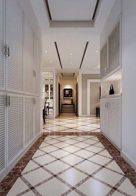 20万以上140平米三室两厅新古典风格玄关图